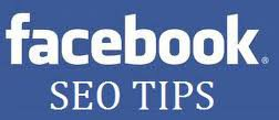 facebook seo tips