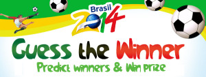 worldcup 2014 guess the winner