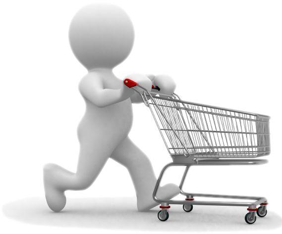 shopping cart customization