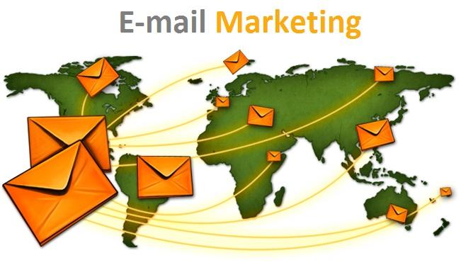 Leverage e-mail marketing