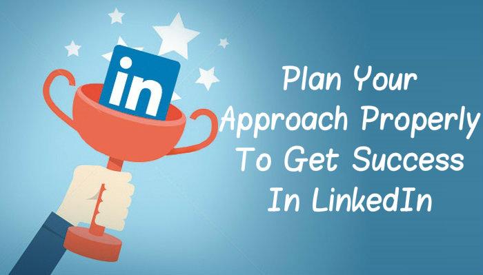 Get Success In LinkedIn