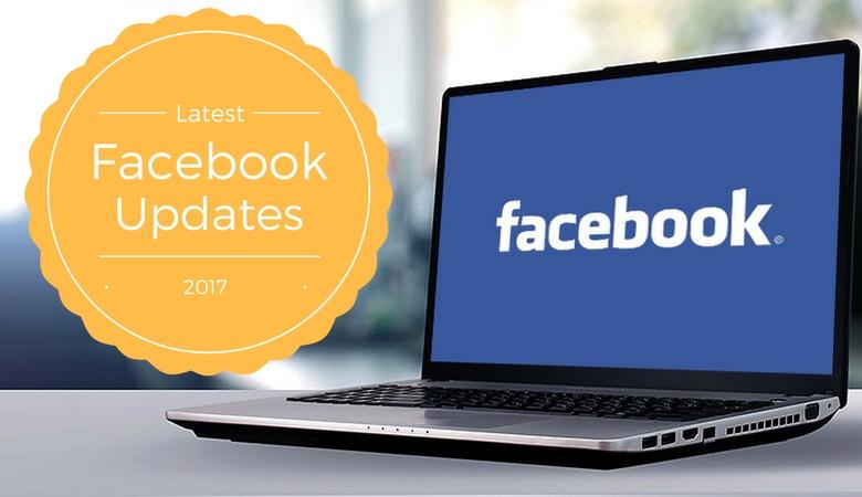 Latest Updates of Facebook