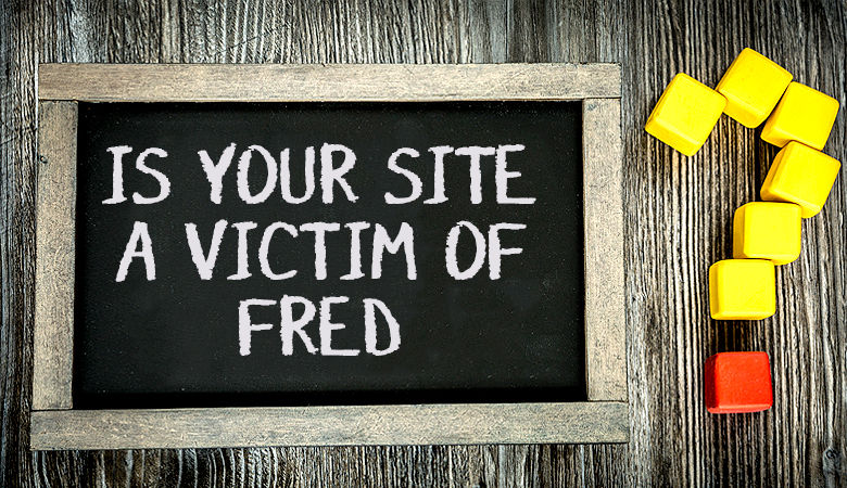 Victim of Fred